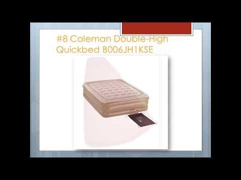 air mattress twin self inflating