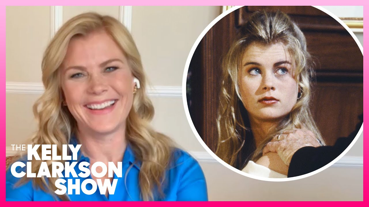 Alison Sweeney On Returning To 'Days Of Our Lives' | Extended Cut