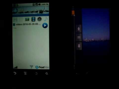 FrostWire For Android Demo