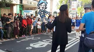 Tainan Christmas street parade (part 2)