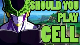 Should You Play Cell? | Dragonball FighterZ