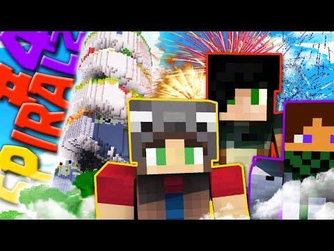 È FINITA!!! VINCE QUESTA MAPPA... - Minecraft ITA - SPIRAL PARKOUR 2 #4 FINALE w/ KeNoia Marcy