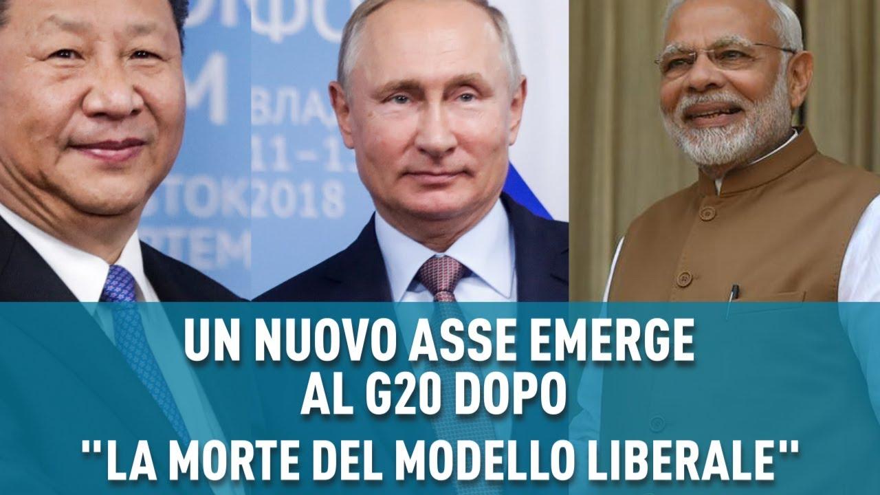 PTV News - 28.06.19 - Un nuovo asse emerge al G20 dopo