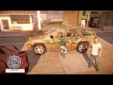 State of Decay Breakdown Random Survivor Lv 80 Ep 05