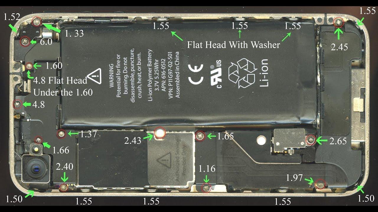 Iphone 4 Parts Diagram Quotes