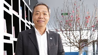 Chủ tịch/TGĐ CMC chúc mừng năm mới Xuân Kỷ Hợi 2019