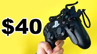 PS4 Controller Upgrade