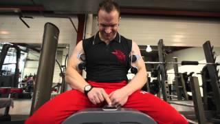 Bodybuilding - Luc MOLINES et son utilisation de Compex