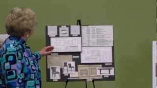 Interior Design Presentation Boards - Home Economics Careers and Technology Education