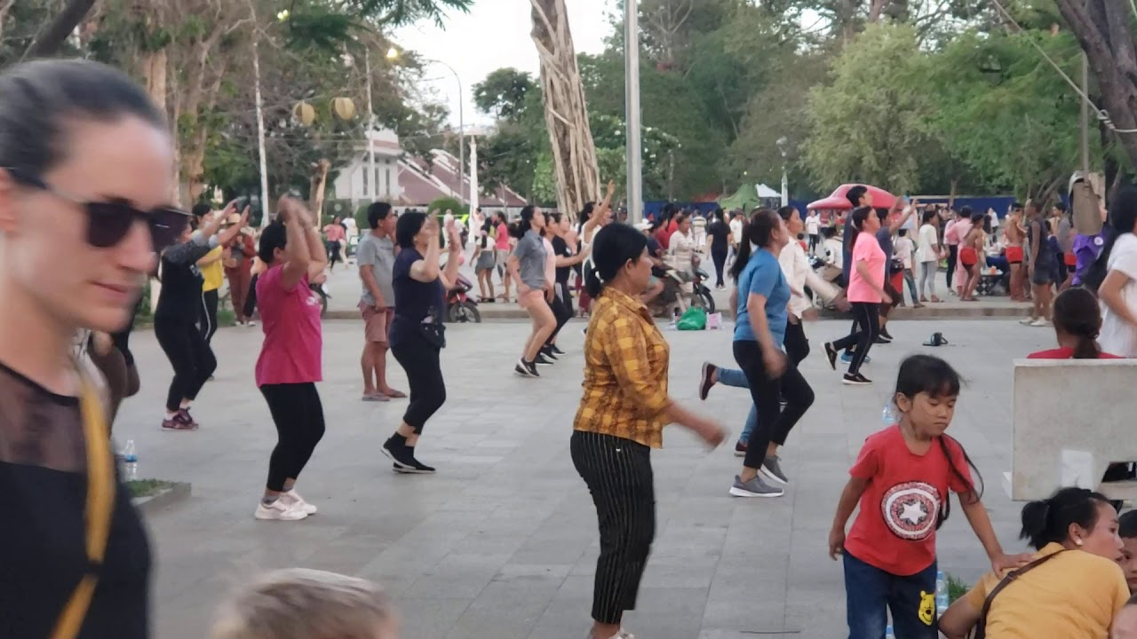 Siem Reap publicly green hotel