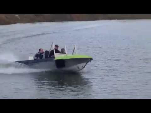 Лодка Крым 3 S-fe Распределение веса