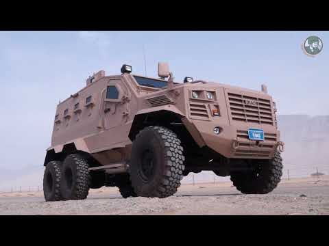 IAG will display its full range of armored and tactical vehicles at Eurosatory 2018