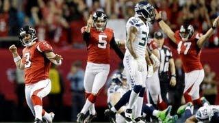 Falcons Beat Seahawks, 30-28