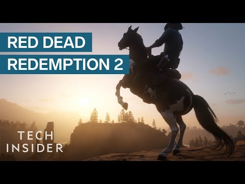 How long does 'Red Dead Redemption 2' take to download? - Business