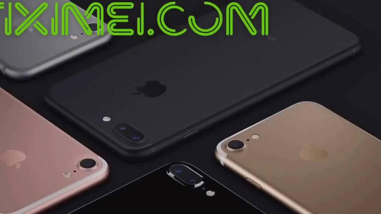 iPhone 7 Unblacklising bad imei service