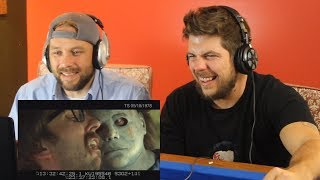 MICHAEL MYERS DRIVING LESSONS REACTION