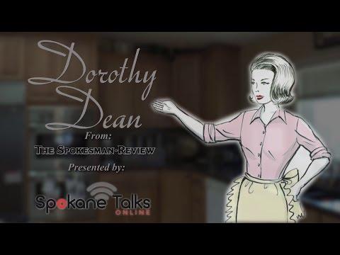 Spokane Cooks -- Dorothy Dean - Enchilada Casserole