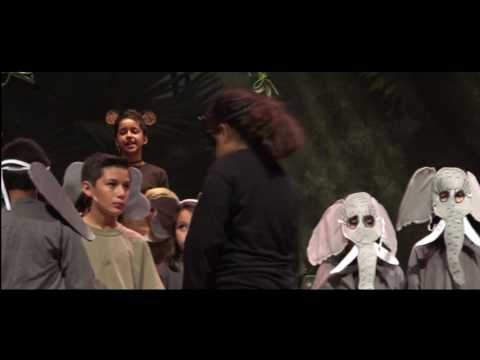 Avenal Elementary School performing The Jungle Book