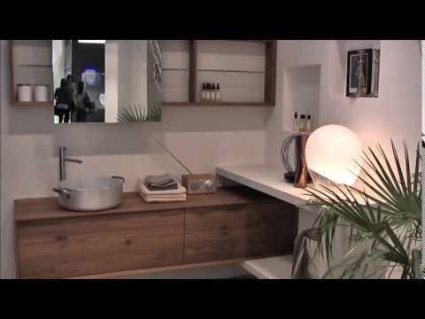 L arredo bagno puntotre al salone del mobile milano youtube