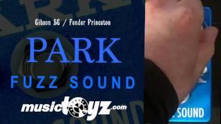 Park Fuzz Guitar Pedal