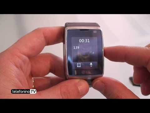 LG Gd910 Watch Phone videoreview da Telefonino.net