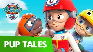 PAW Patrol | Pups Save A Lost Tooth | PAW Patrol Official & Friends!