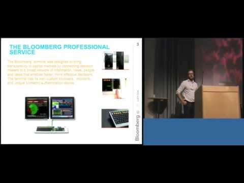 CUFP 2014: Adopting Functional Programming with OCaml at Bloomberg LP - Maxime Ransan