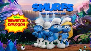 Smurfs: The Lost Village | Animation Explosion