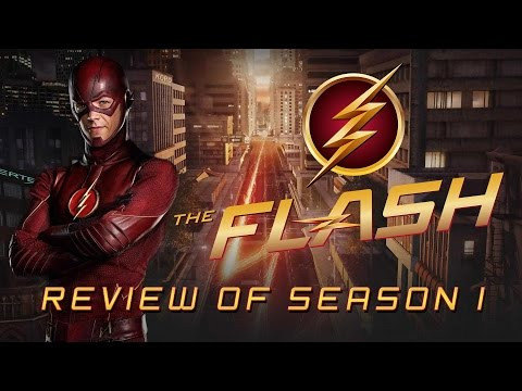 The Flash TV Series Season 1 Recap and Review