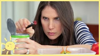Passionate Lunchmaking (Funny Mott's Ad)