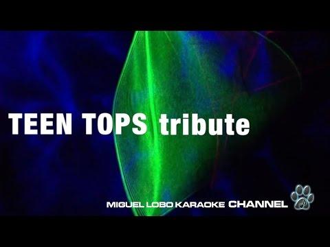 POPURRI KARAOKE - Teen Tops 1