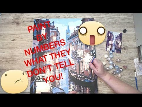 WHAT THEY DON'T TELL YOU | Paint By Numbers Review