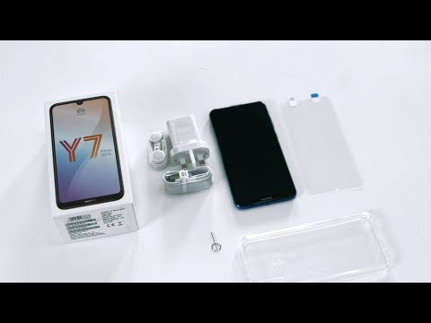 Huawei Y7 Prime 2019: Unboxing and First Impressions