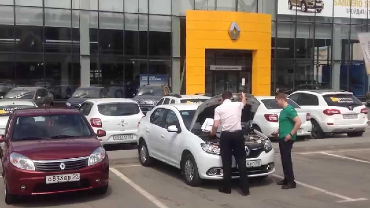 Автомастер Рено Пенза Рено Колеос Renault Koleos - YouTube