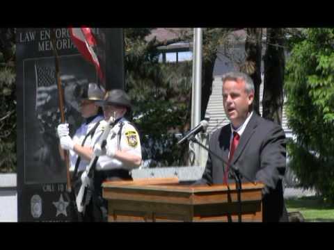 Marion Law Enforcement Memorial