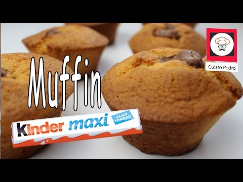 recette-thermomix-tm5-muffin-kinder-maxi