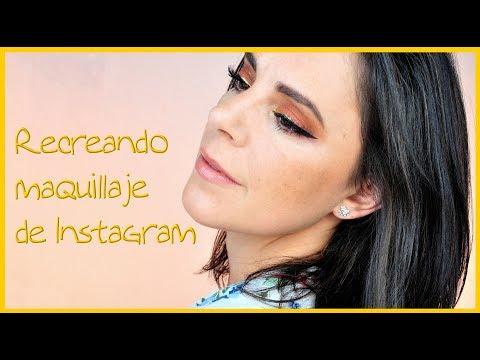 Recreando un maquillaje de Instagram  | Silvia Quiros