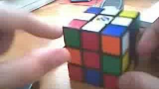 SOLUZIONE FACILE DEL CUBO DI RUBIK 3X3X3 - PARTE I