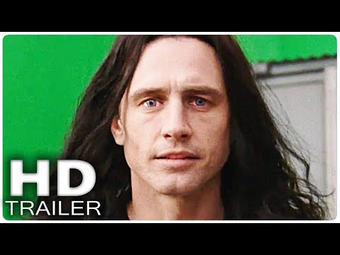 THE DISASTER ARTIST Trailer 2 (Extended) 2017