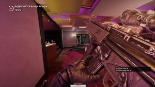 18+  Tom Clancy's Rainbow Six Siege, Убить всех, ну или постараться!!!!! ))))  18+