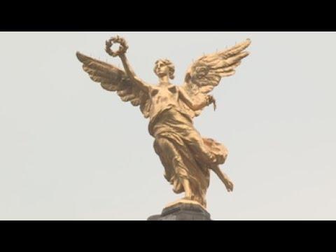 La caída del Ángel, un recuerdo persistente del sismo de 1957 en México