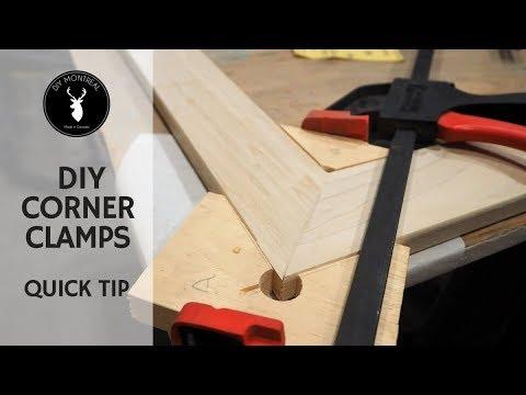 DIY Corner Clamps | Quick Tip