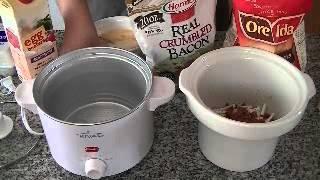 Breakfast Casserole In The Slow Cooker