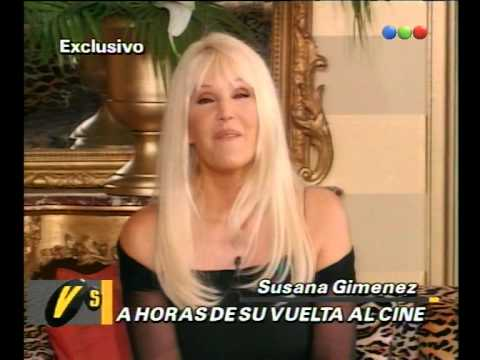 Susana Giménez, Compañeras