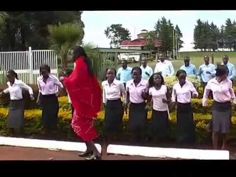 Moi University CSA Choir, St. Michael's Chaplaincy - KAFUFUKA