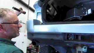 Installing Trailer Wiring Kit on a Range Rover Sport