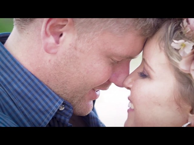 Danie and Heilize wedding sneak peek