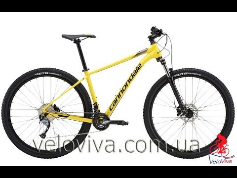 Горный велосипед Сannondale Trail 6, 29 (2019). Веломагазин VeloViva