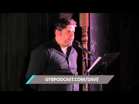 The Art of the Straight Man - Dave Buckman (comedy nerd-out speech)