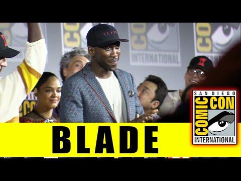 BLADE | 2019 Marvel Comic Con Panel (Mahershala Ali)